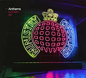 Ministry of Sound: Anthems: Electronic 80's