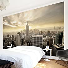 Fotomural - Manhattan Dawn - Mural apaisado, papel pintado, fotomurales, murales pared, papel para pared, foto, mural, pared barato, decorativo