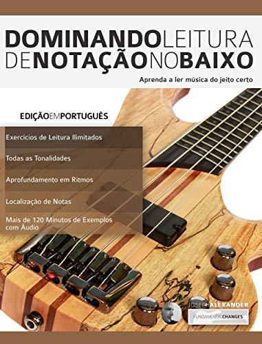 Dominando Leitura de Notação no Baixo: Aprenda a ler música do ...