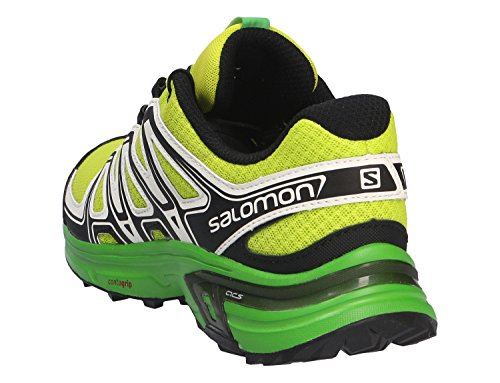 Jeu Trial Salomon Flyte 2 Chaussure SS17 Jaune Wings Course Eastbay zVpLqjSUMG