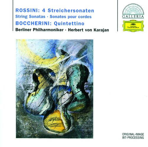 Rossini: String Sonata No.3 - 1. Allegro