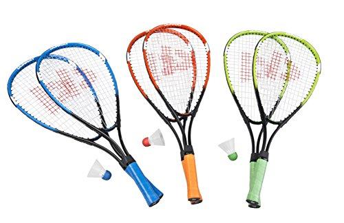 donnay-41395-set-badminton-veloce-6-camere-modello-a-caso