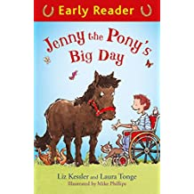 Jenny the Pony's Big Day (Early Reader Book 16) (English Edition)