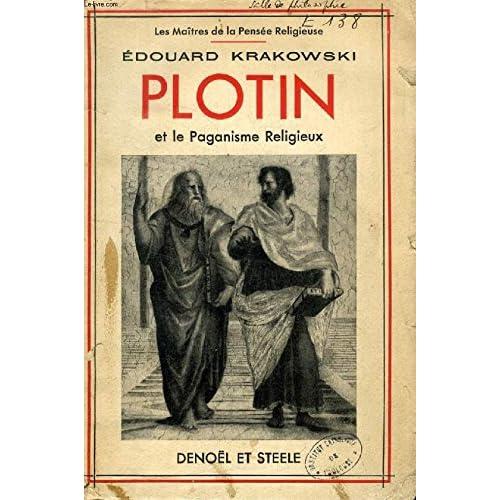 Plotin et le paganisme religieux.