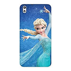 Voila Freez Angel Back Case Cover for HTC Desire 816s