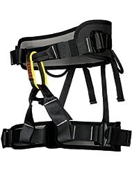 Gazechimp Accesorios de Deportes Arnés de Seguridad uso en Acampada Escalada Rapel Correa de Cintura