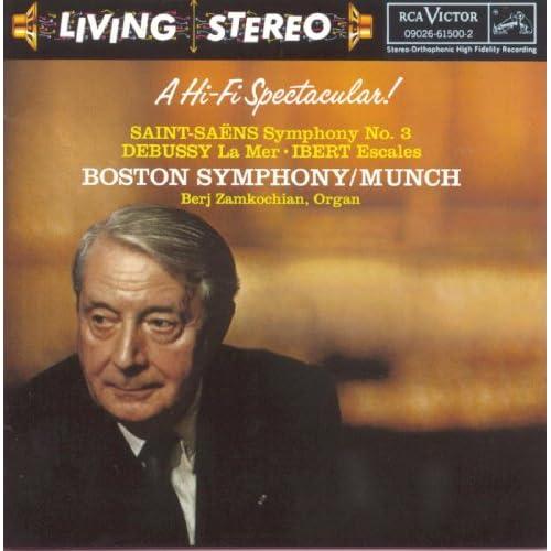 """Symphony No. 3 in C Minor, Op. 78 """"Organ"""": Symphony No. 3 in C Minor, Op. 78 """"Organ"""": II. Poco adagio"""