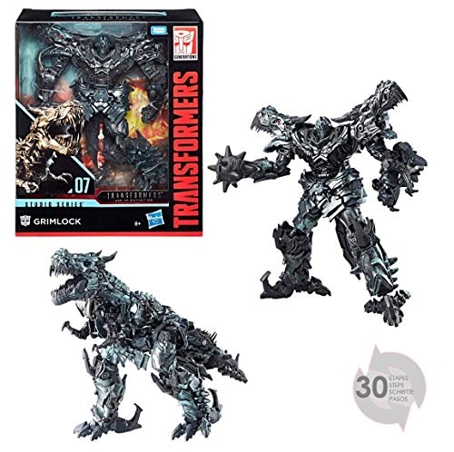 Transformers – Figura MV6 Studio Series Leader TF4 Grimlock, E0773