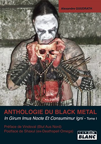 Anthologie du black metal Tome 1