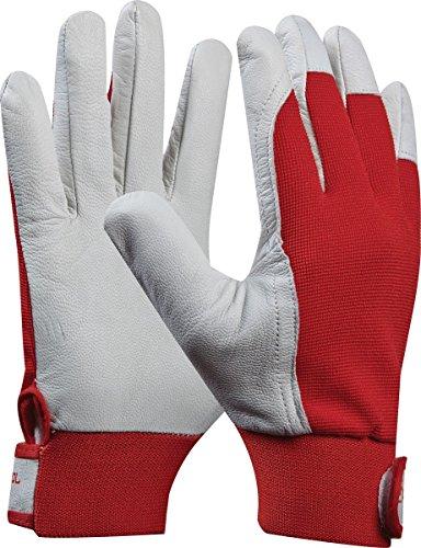 Preisvergleich Produktbild Uniqat Handschuh,  1 Stück,  rot,  UQ760011