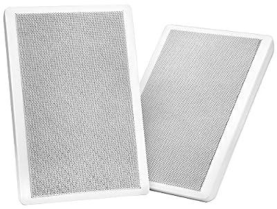 Pronomic FLS-540 WH coppia altoparlanti da muro Flatpanel bianchi 160 Watt ai migliori prezzi su Polaris Audio Hi Fi