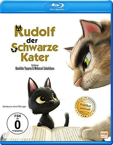 """Rudolf der schwarze Kater - """"Prädikat wertvoll"""" [Blu-ray]"""