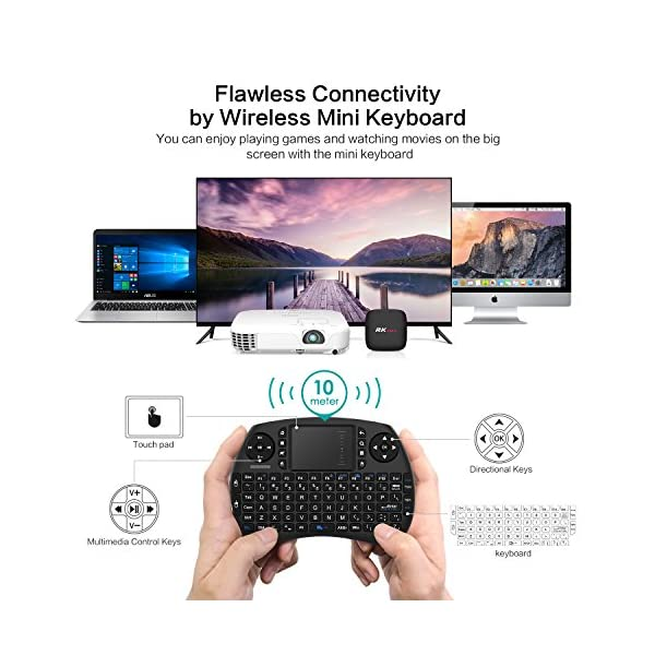 Cyber-Monday-2018-Android-TV-Box-avec-Clavier-RK-Max-2Go16Go-eMMC-Bluetooth-Android-60-DDR3-Quad-Core-Cortex-A7-Wi-FI-80211bgn-Ethernet-Standard-RJ-45-Android-Smart-Box