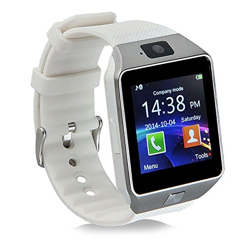 kxcd-Bluetooth-Smart-Watch-dz09-Smartwatch-GSM-SIM-Karte-mit-Kamera-fr-Android-iOS-Wei