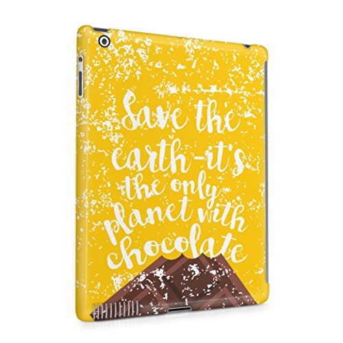 save-the-earth-its-only-planet-with-chocolate-plastic-tablet-case-cover-shell-for-ipad-2-ipad-3-ipad
