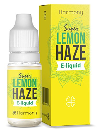 LIQUIDO CBD ORIGINALS HARMONY 10ml -300mg SIN NICOTINA (Super Lemon Haze)