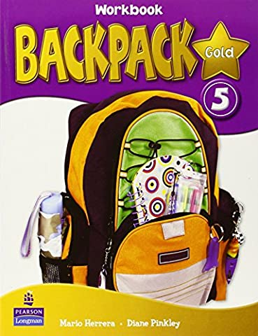 Backpack Gold 5 Workbook & Audio CD N/E pack