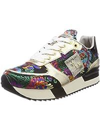 Grigio Basse Replay shoes Willwood Amazon Sneakers qVpLGMSUz