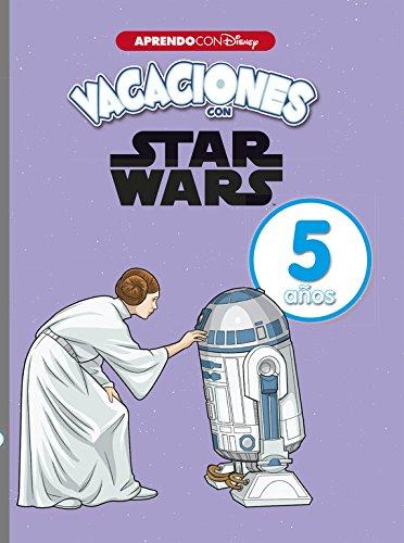 Vacaciones con Star Wars. 5 años (Aprendo con Disney) por Disney