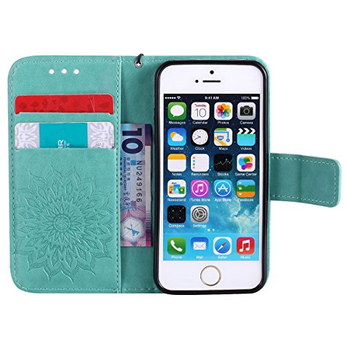 custodia iphone 5se aqua
