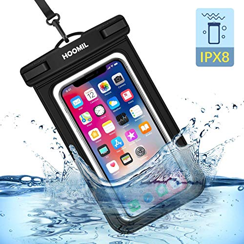 hoomil custodia impermeabile smartphone ipx8 certificato universale subacqueo waterproof cover per samsung galaxy a10 a20e