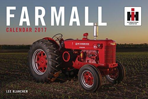 Farmall Tractor Calendar 2017 (Calendars 2017)