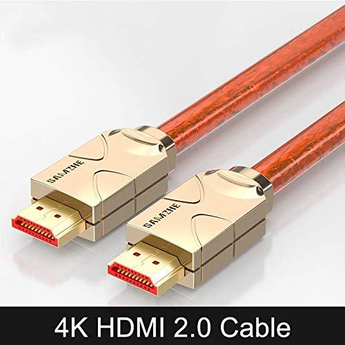 -Kabel HDMI-AV-Kabel Anschluss für Laptop TV-Box Xbox Projektor anschließen, um Big Screen Displayer, 2m ()