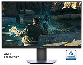 Dell S2719DGF 27 Inch TN Anti-Glare LED-backlit LCD Gaming 2019 Monitor - (Black) (1 ms Response Time, QHD 2560 x 1440 at 155 Hz, HDMI, Tilt and swivel and AMD FreeSync) (B07HRZ57ZZ) | Amazon price tracker / tracking, Amazon price history charts, Amazon price watches, Amazon price drop alerts