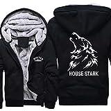 Herren Kapuzen Pullover Hoodie Winter Plus Dick Jacke Cosplay Kostüm Warm Halten Zip Sweatshirt Mantel Adult Kleidung