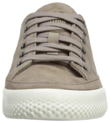 Fitflop Sneaker Super T Sneaker Suede, Donna Beige (Mink)