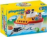 Playmobil 6957 1.2.3 Floating Take Along Ship