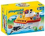 Playmobil 6957 - Traghetto con Bimbi e Animali Marini, Multicolore