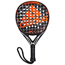 Adidas Adipower CTRL 2.0 Padel, Carbon, Orange, Single