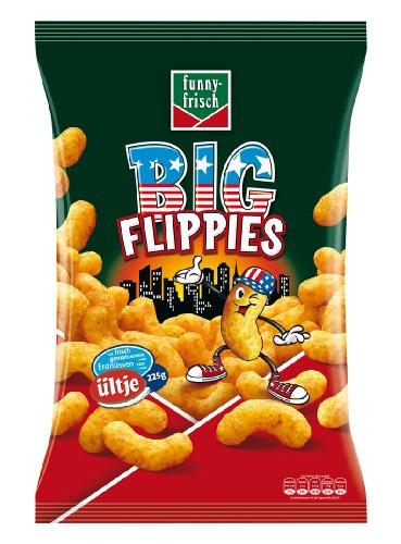 Preisvergleich Produktbild funny-frisch Big Flippies,  8er Pack (8 x 225 g)