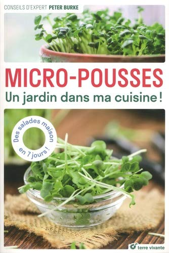 Micro-pousses : Un jardin dans ma cuisine !