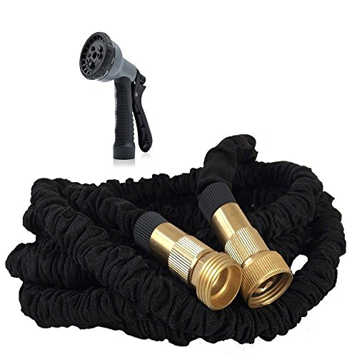 mallcrown-100ft-expandable-garden-hosedouble-latex-solid-brass-connector-expanding-magic-hose-with-9