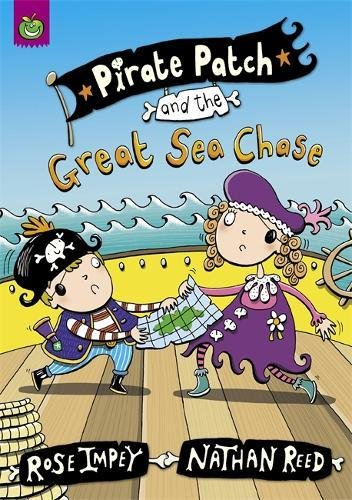 Pirate Patch and the great sea chase