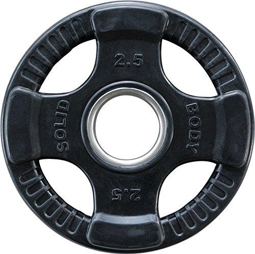 body-solid-disque-olympique-4-grip-en-caoutchouc-ortk-25-kilograms