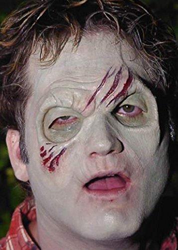 Erwachsenen Zombie prothetische Maske Make-Up ()