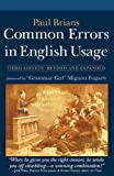 Common Errors in English Usage: Third Edition - Paul Brians