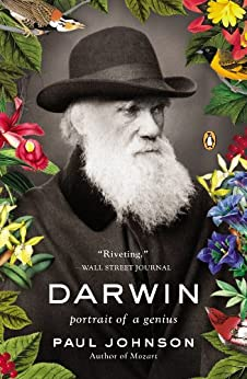 Darwin: Portrait of a Genius par [Johnson, Paul]