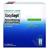 Bausch Lomb EasySept 3-Pack Pflegemittel für weiche Kontaktlinsen, 3 x 360 ml