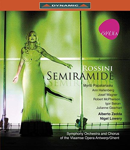Rossini, Gioacchino - Semiramide [2 DVDs]