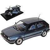 VW Volkswagen Golf II CL Blau 3 Türer 1983-1992 1/18 Norev Modell Auto mit oder ohne individiuellem Wunschkennzeichen