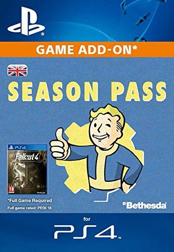 Price comparison product image Fallout 4 Season Pass [PS4 PSN Code - UK account]