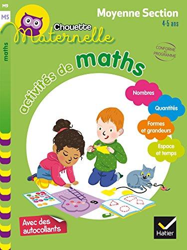 Activités de maths Moyenne Section