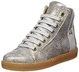 Bisgaard 31813118, Sneaker a Collo Alto Bambina, Grigio (Grey 410), 31 EU