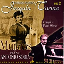 Mujeres De Sevilla Op 89. No.5 Mantillas y Peinetas