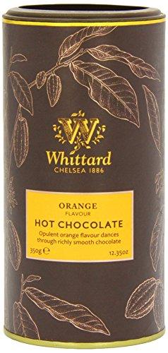 Whittard of Chelsea orange Hot Chocolate, 1er Pack (1 x 350 g)
