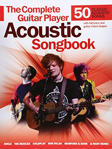 The Complete Guitar Player Acoustic Songbook
